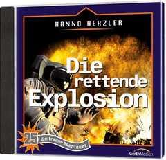 CD: Die rettende Explosion - Weltraum-Abenteuer (25)