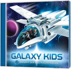CD: Angriff der Weltraumpiraten - Galaxy Kids (2)