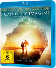 Blu-ray: I Can Only Imagine