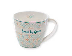 Saved by Grace - Tasse