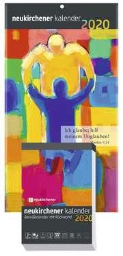 Neukirchener Abreißkalender 2020 - mit Rückwand