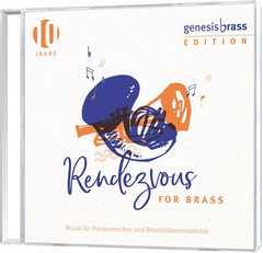 CD: Rendezvous for Brass