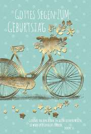 Faltkarte - Geburtstag Sprüche 3,6