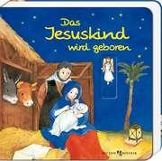 Das Jesuskind wird geboren