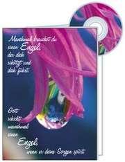 CD-Card: Manchmal brauchst du einen Engel - GUTE BESSERUNG