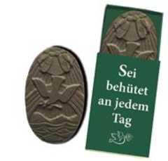 Symbol des Vertrauens - Bronze