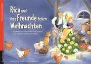 Rica und ihre Freunde feiern Weihnachten - Adventskalender