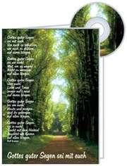 Gottes guter Segen - CD-Card Neutral