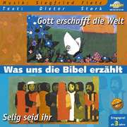 CD: Gott erschafft die Welt - Selig seid ihr