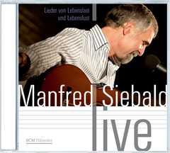 CD: Manfred Siebald - Live