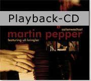 Playback-CD: Saitenwechsel