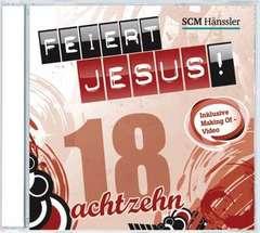 CD: Feiert Jesus! 18