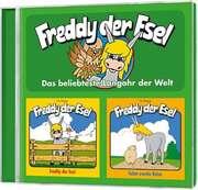 2-CD: Freddy der Esel - Folge 1 & 2