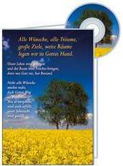 Alle Wünsche, alle Träume - CD-Card GEBURTSTAG