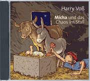 Hörspiel-CD: Micha und das Chaos im Stall