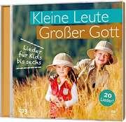 CD: Kleine Leute - Großer Gott - Vol.3