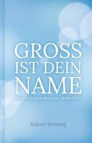 Groß ist dein Name