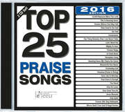 Top 25 Praise Songs 2016