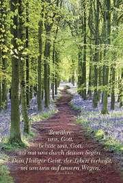 Faltkarte: Bewahre uns Gott - Neutral