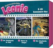 3-CD-Box Die Kennenlern-Box - Leonie-Box 1