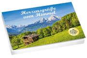 Herzensgrüße vom Himmel - Postkartenbuch