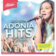 CD: Adonia Hits Vol. 1 Teens