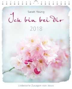 Ich Bin Bei Dir 2018 Postkartenkalender Sarah Young Sendbuchde