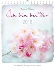Ich bin bei dir 2018 - Postkartenkalender