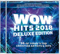 2cd wow hits 2018 deluxe edition various. Black Bedroom Furniture Sets. Home Design Ideas