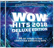 2CD: WOW Hits 2018 (Deluxe Edition)