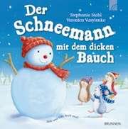 Der Schneemann mit dem dicken Bauch